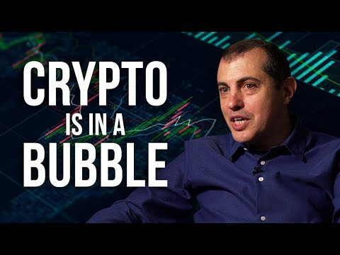 WHY I SAID CRYPTO IS IN A BUBBLE - Andreas Antonopoulos | London Real