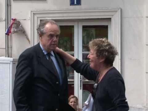 L'adieu à Bernard Giraudeau