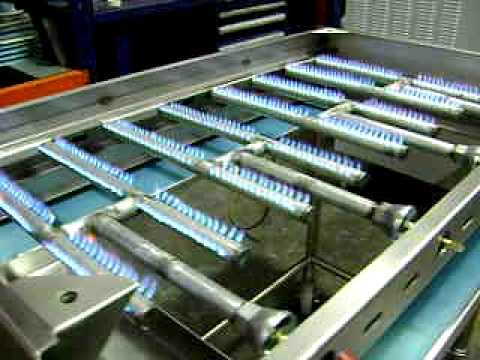 Plancha a gas marca isinox avi youtube - Planchas para cocinar a gas ...