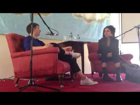Pj Harvey interview 1