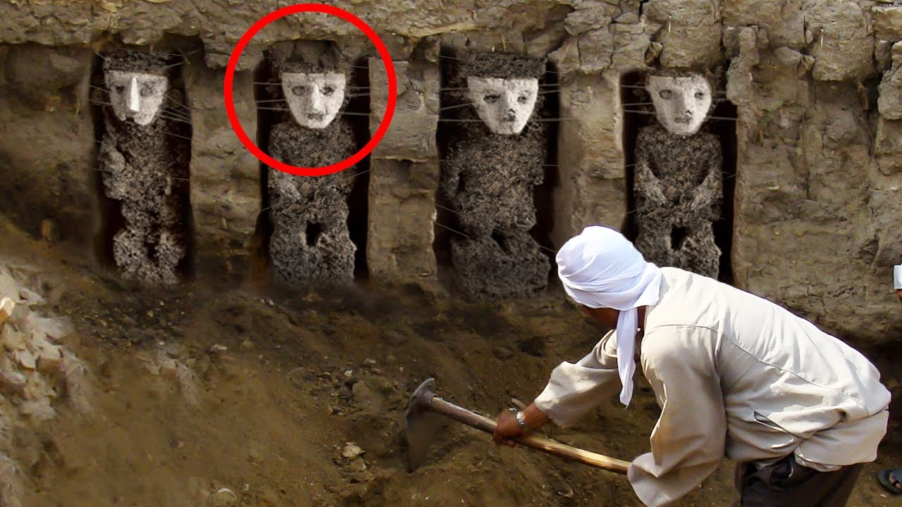 10 Most CREEPY Recent Discoveries That Surprised Archaeologists!Origins Explained
