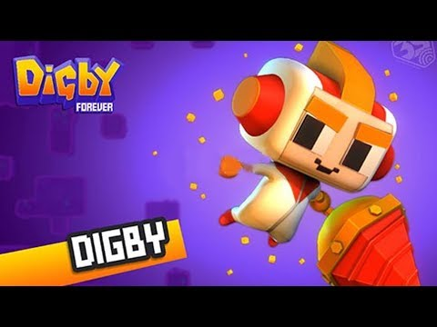 Digby Forever - 3 Sprockets Walkthrough