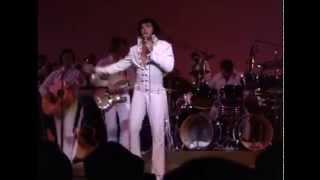 Elvis Presley - Suspicious Minds (Live in Las Vegas) HD
