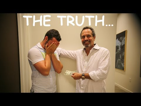 The TRUTH About My Billionaire Dad…