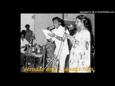 Kurumozhi Koonthalil Vidarumo  (Pappu-1980) by S.JANAKI & YESUDAS