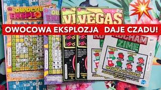 Zdrapki Lotto #488 KONKURS DLA…