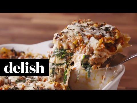 Guy Fieri's FireRoasted Lasagna  Delish