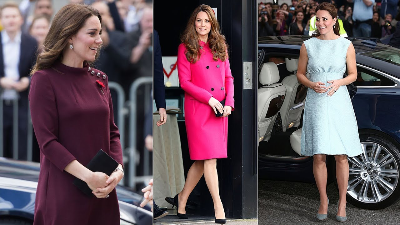 Kate Middleton Maternity Style Her Best Looks Through All