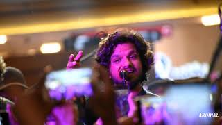 Thaniye Mizhikal | Sooraj Santhosh Live | #MasalaCoffee | #Guppy Song | Kochi Centre Square | 1080p