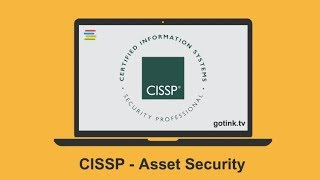 CISSP - Asset Security
