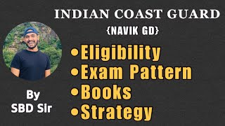 Indian Coast Guard (Navik),Gd full syllabus and tips to crack in first attempt.