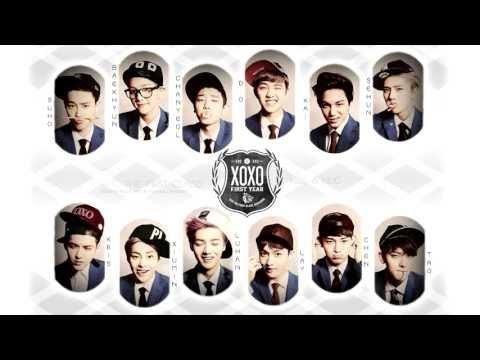 EXO - Wolf (Korean and Chinese)