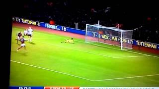 Download Video West ham vs Tottenham 2-3 highlights MP3 3GP MP4
