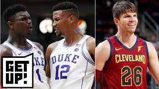 Zion's Duke team can beat the Cleveland Cavaliers 'right now' -Jay Williams | Get Up!