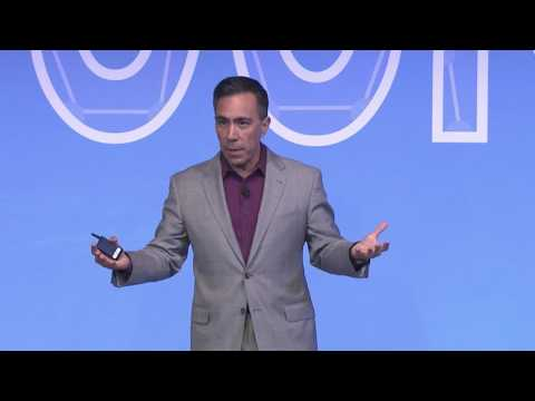 CONNECT 2016: Digitization: Disrupt or be Disrupted, Cisco CIO Guillermo Diaz