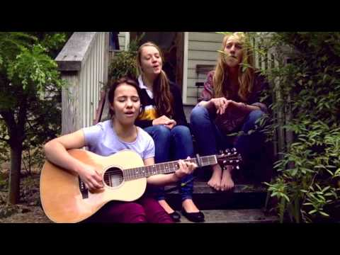 Wrecking Ball // Miley Cyrus // Three part harmony // Cover by Andie & friends