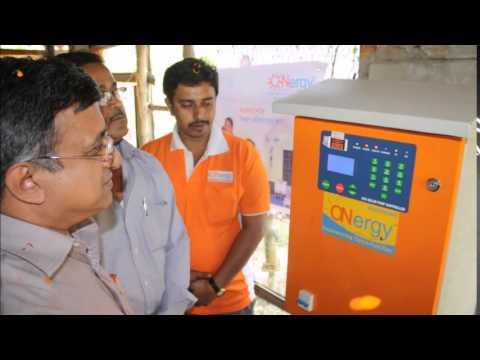 Decentralizing Solar Energy in Rural India: Vinay Jaju of Onergy