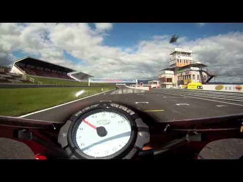 Ducati 999R @Most