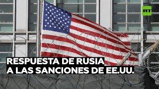 Moscú expulsará a 10 diplomáticos de EE.UU.