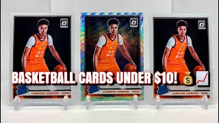 5 Basketball Cards under $10 that could be $100+! - Sports Card Investing