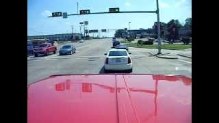 LTL Ride Through Jacksonville Texas June 23, 2012
