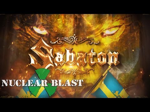 SABATON - The Lion From The North (OFFICIAL LYRIC VIDEO)