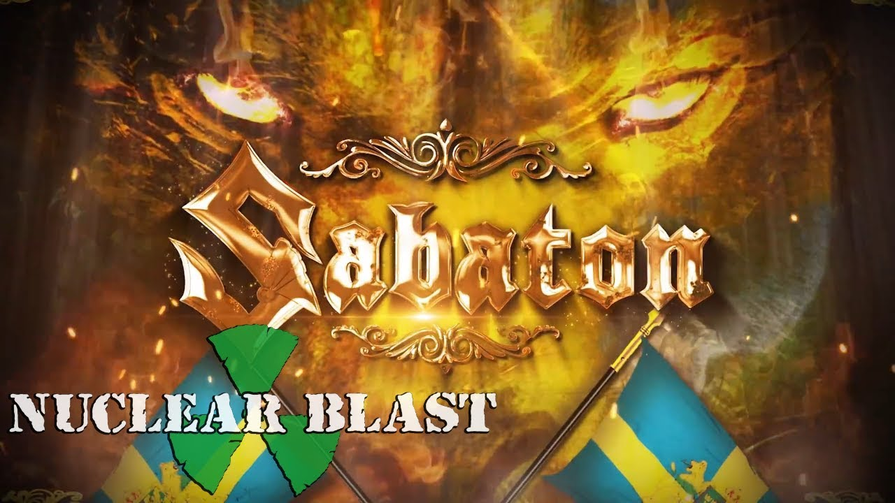 SABATON — The Lion From The North (OFFICIAL LYRIC VIDEO)