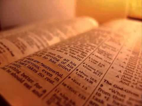 The Holy Bible - Romans Chapter 10 (King James Version)