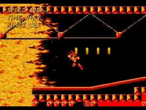 Sonic Boom (act 3)