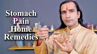 How To Cure Stomach Pain / Home Remedies for Stomach Pain @ ekunji