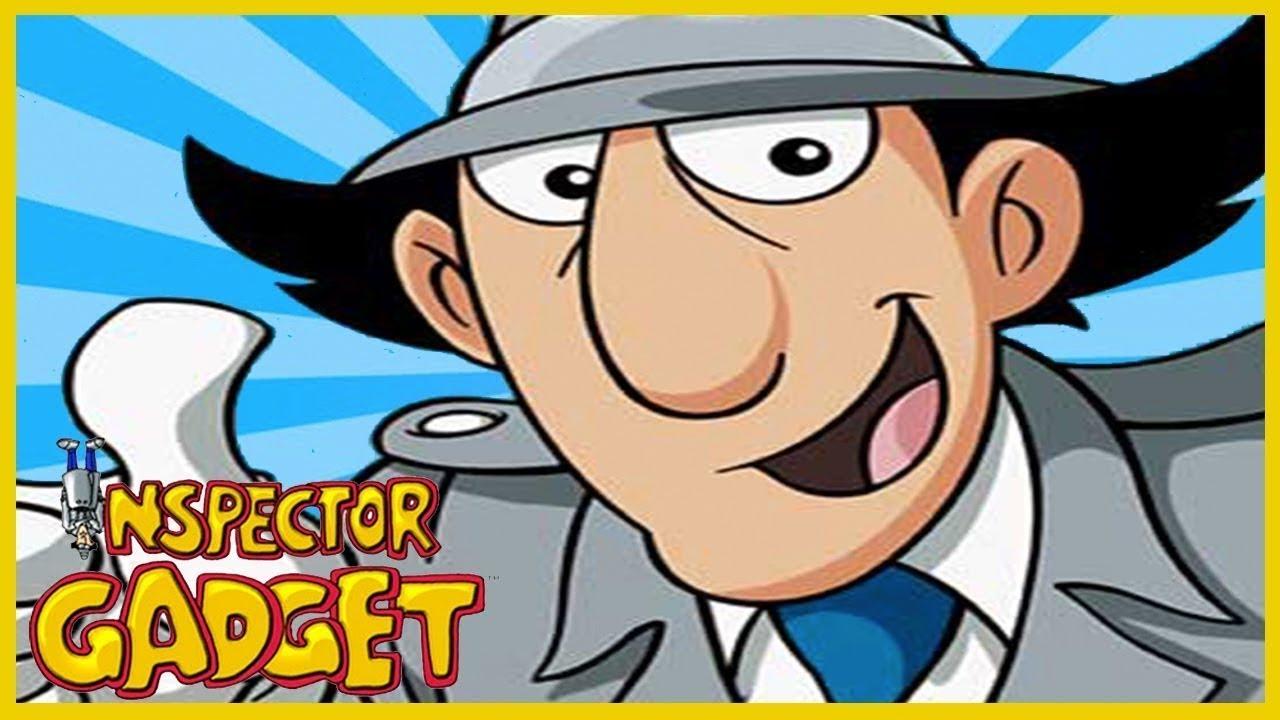Inspektor Gadget: 1 Stunde Zusammenstellung! - Ganze Folgen - YouTube