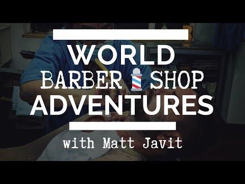 💈 World Barber Shop Adventures💈 (Docuseries Launch)