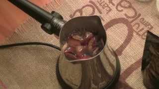 Как приготовить кофейный глинтвейн