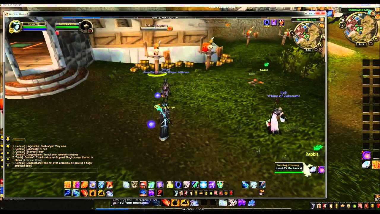 How to Dual Box in WoW with AutoHotKey YouTube title link