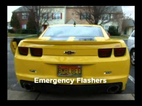 Technostalgia Led Tail Lights On A 2010 Camaro Ss Youtube