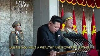 Kim Jong-Un Launches A Commencement Speech