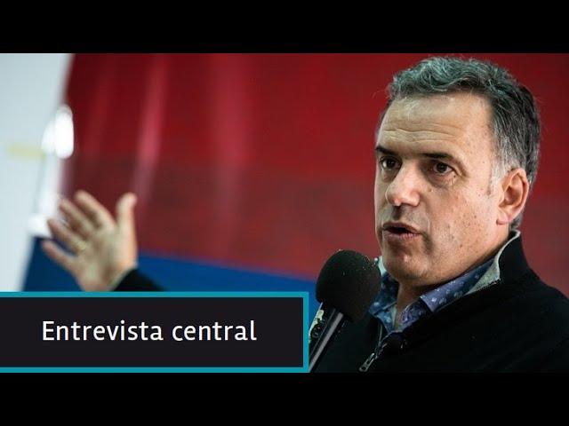 Yamandú Orsi: Canelones, pandemia y críticas a un gobiernocon