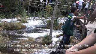 Jiuzhaigou - Valley of Nine Villages Video
