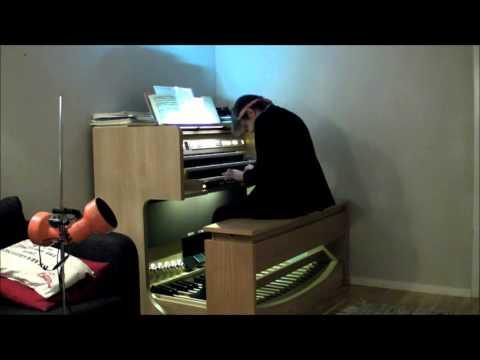 Jonas Karlsson  Organ  USSR National Anthem Video