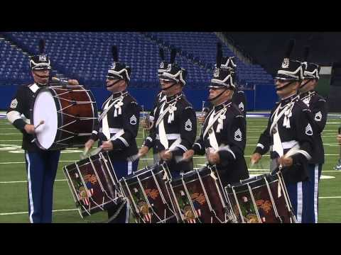 West Point Hellcats at the 2012 DCI World Championships