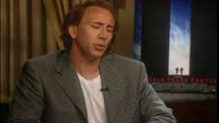 World Trade Center Nicolas Cage & Oliver Stone Interview