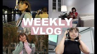 WEEKLY VLOG: 3 dias em Paris e furacão Leslie | SofiaBBeauty