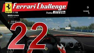 Ferrari Challenge Trofeo Pirelli Part 22: Podiumsplatz möglich? [F430]