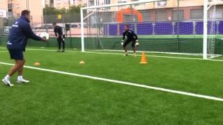 entrenamiento porteros fuerza velocidad (goalkeepers strenght & speed) thumbnail
