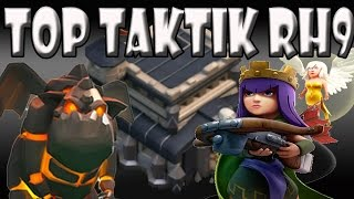 TOP LAVA LOONS QUEEN WALK | 3 STERNE TAKTIK | Let´s Play CoC/ Clash of Clans | Deutsch/ German