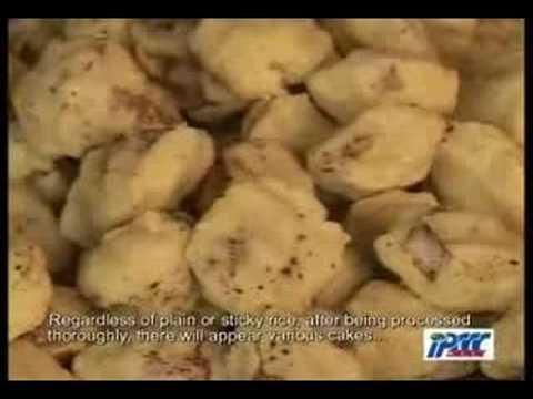 Bánh lá quà quê ( 1 )