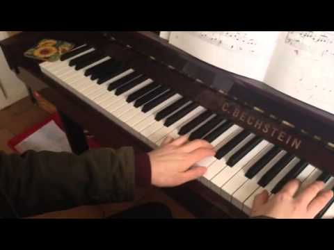 O for the wings of a dove by Felix Mendelssohn