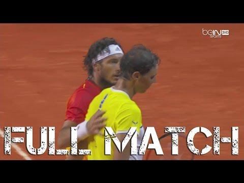 Buenos Aires Open 2016 : Rafael Nadal vs Juan Monaco (1/8 Finale), FULL MATCH HD
