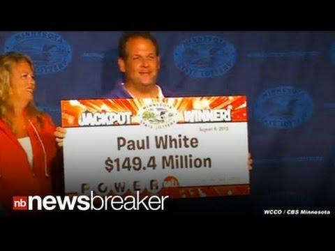 JACKPOT! Minnesota Man Claims $149 Million