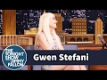 gwen stefani on blake sheltons sushi fame and first trip to disneyland